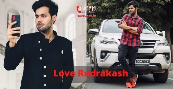 How to contact Love Rudrakash
