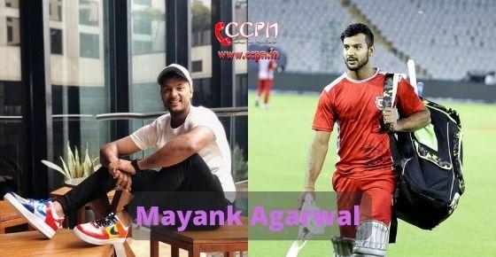How to contact Mayank Agarwal