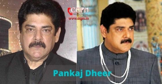 How to contact Pankaj Dheer