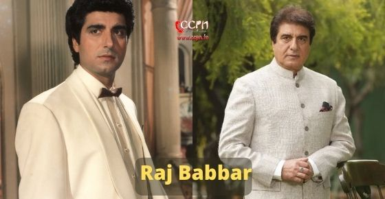How to contact Raj Babbar