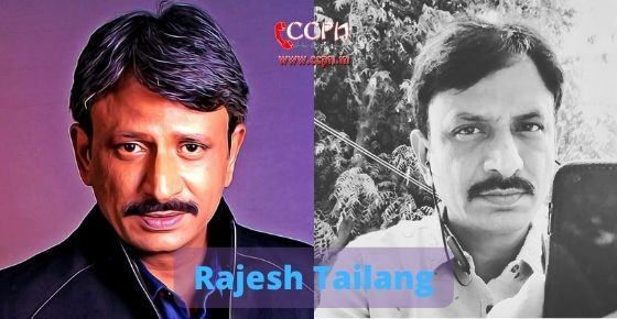 How to contact Rajesh Tailang