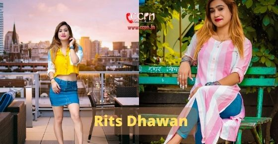 How to contact Rits Dhawan