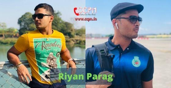 How to contact Riyan-Parag