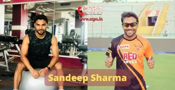 How to contact Sandeep Sharma