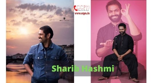 How to contact Sharib Hashmi