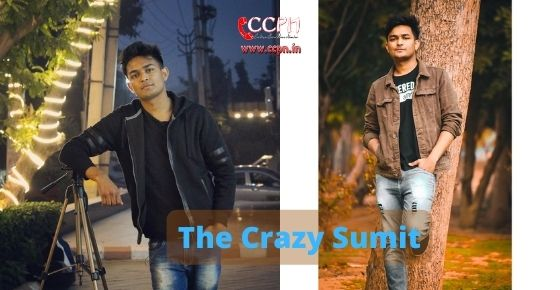 How to contact The Crazy Sumit