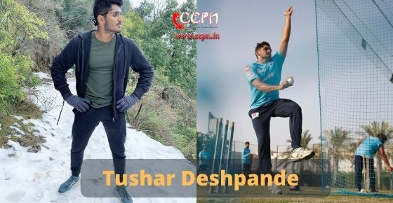 How to contact Tushar Deshpande