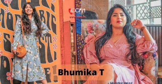 How to contact Bhumika Thakkar