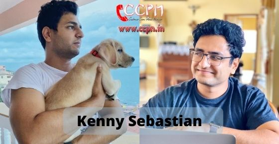 How to contact Kenny Sebastian