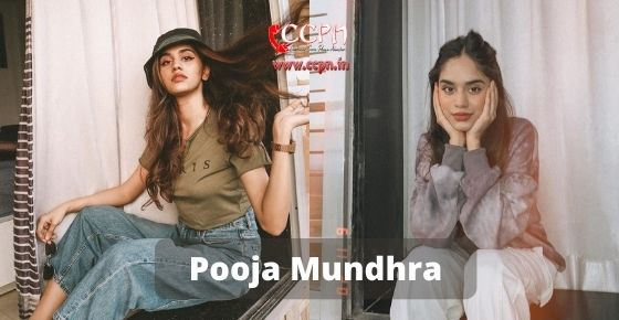 How to contact Pooja Mundhra