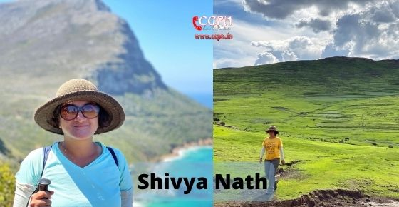 How to contact Shivya Nath