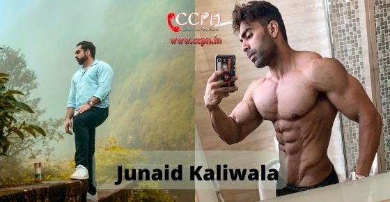 How to contact Junaid Kaliwala