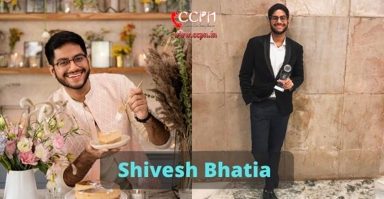 How to contact Shivesh Bhatia