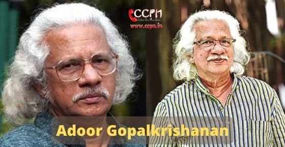 How to contact Adoor Gopalkrishanan