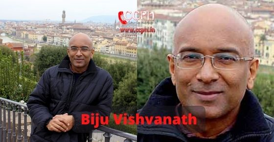 How to contact Biju Vishvanath