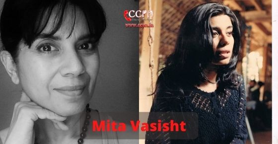 How to contact Mita Vashisht