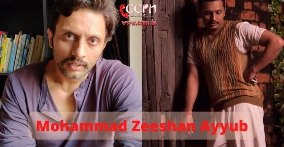 How to contact Mohammad Zeeshan Ayyub