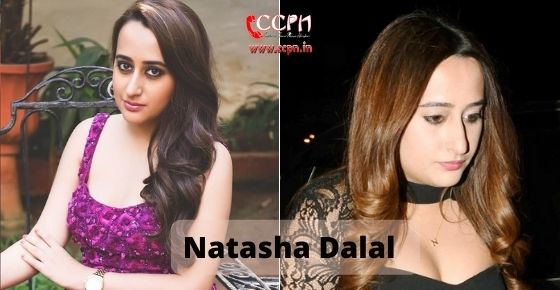 How to contact Natasha Dalal