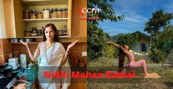 How to contact Nidhi Mohan Kamal