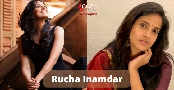 How to contact Rucha Inamdar