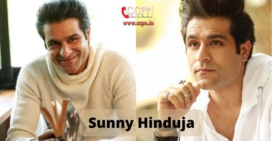 How to contact Sunny Hinduja