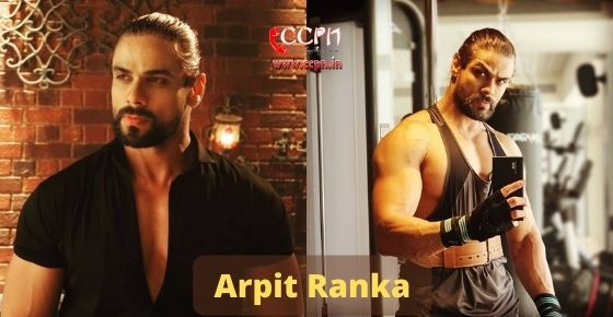 How to contact Arpit Ranka