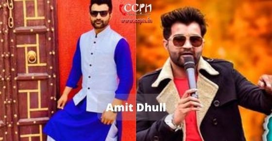 How to contact Amit-Dhull