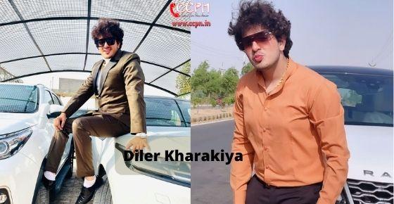 How to contact Diler Kharakiya