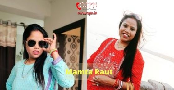 How to contact Mamta Raut