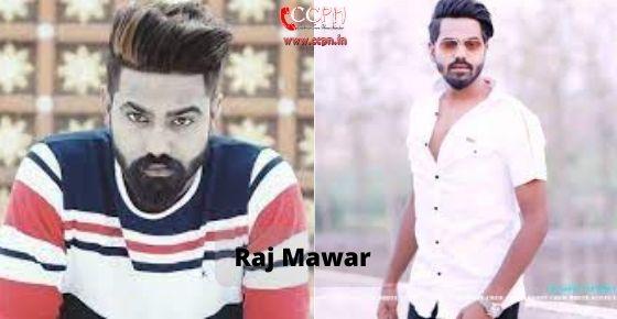 How to contact Raj Mawar