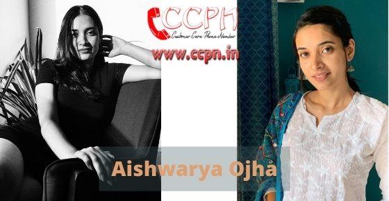 How to contact Aishwarya Ojha