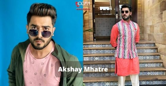How to contact Akshay-Mhatre