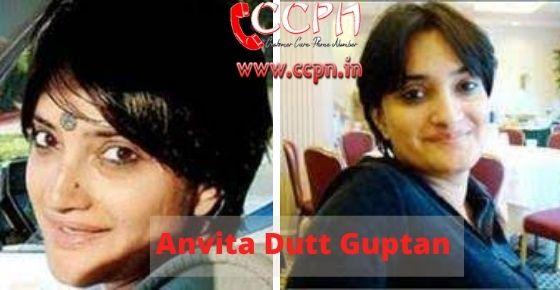 How to contact Anvita-Dutt-Guptan
