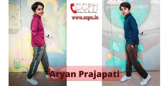 How to contact Aryan-Prajapati