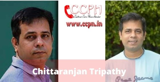 How to contact Chittaranjan Tripathy