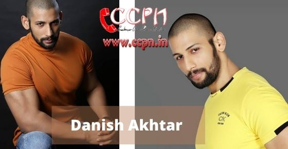 How to contact Danish Akhtar