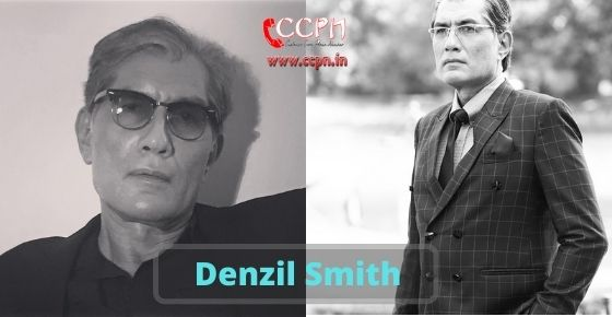 How to contact Denzil-Smith
