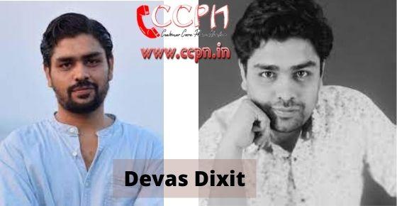 How to contact Devas-Dixit