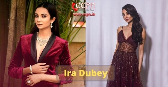 How to contact Ira-Dubey