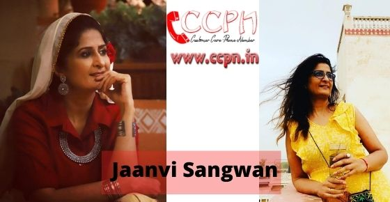 How to contact Jaanvi-Sangwan