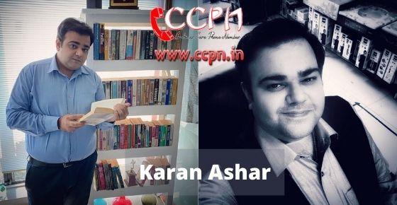 How to contact Karan-Ashar