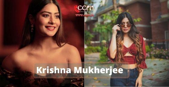 How to contact Krishna-Mukherjee