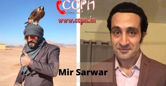 How to contact Mir-Sarwar