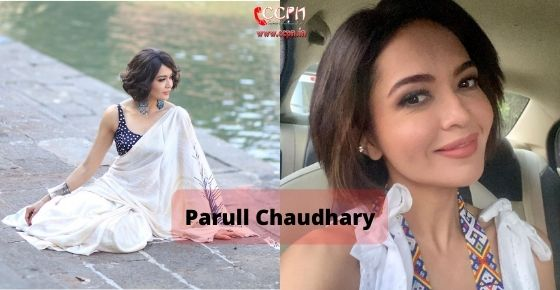 How to contact Parull Chaudhary