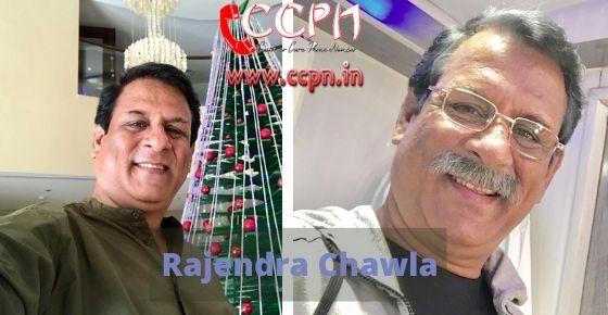 How to contact Rajendra-Chawla