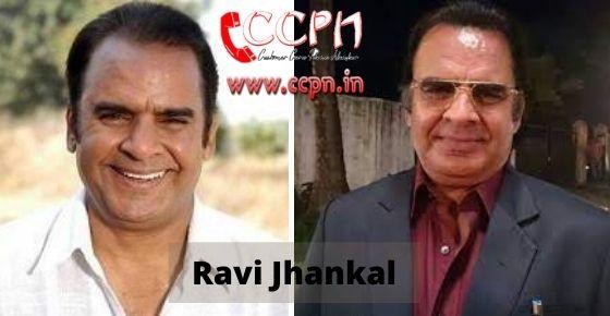 How to contact Ravi Jhankal
