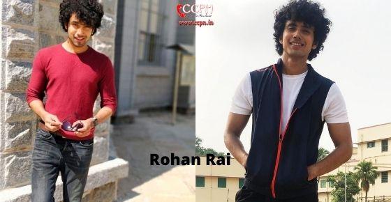 How to contact Rohan-Rai