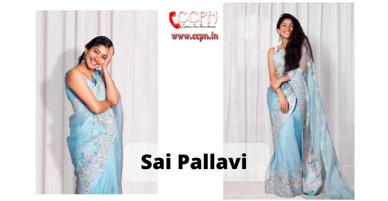 How to contact Sai-Pallavi
