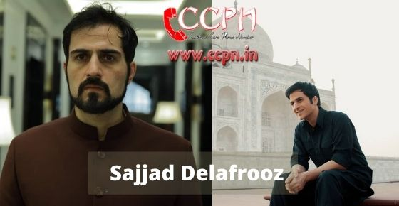 How to contact Sajjad-Delafrooz