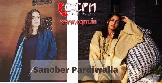 How to contact Sanober-Pardiwalla